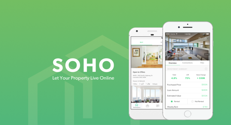 Soho - Let your Property Live Online