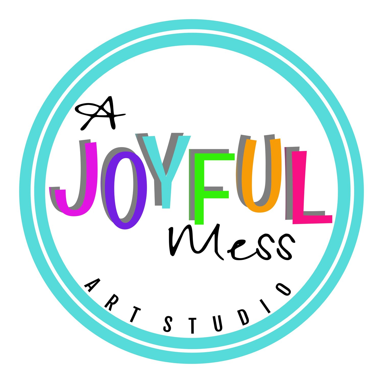 A Joyful Mess Art Studio