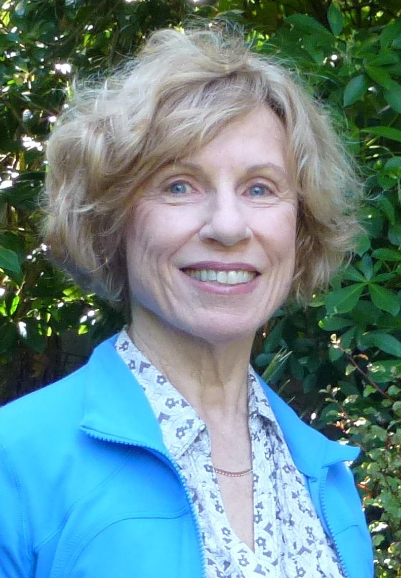 Claire Stenhouse, Teacher of the Alexander Technique.