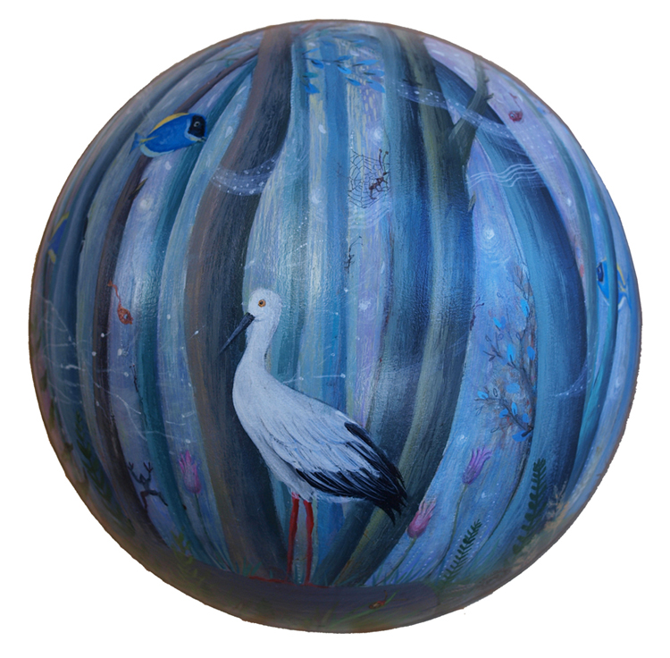 7.-Socializing-acrylic-on-wood-6-inch-diameter.jpg