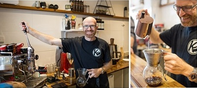 K Bean Coffee Machines, Melbourne Coffee Machine Shop, Melbourne, Australia
