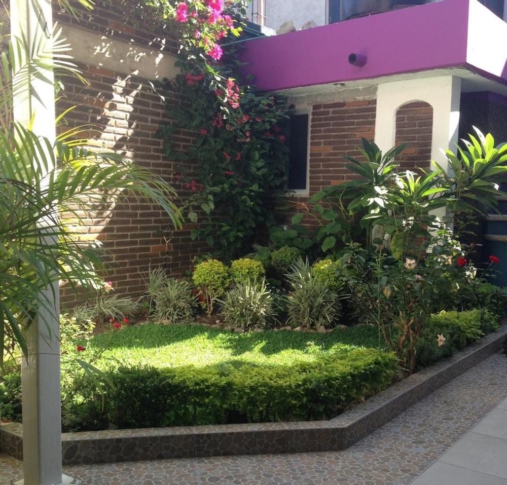 A beautiful sunny and warm morning at Oaxaca