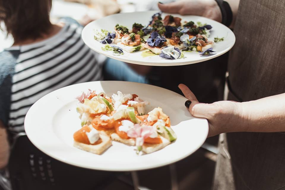Flower Masterclass - The Stylist's Guide - Adelaide event stylist - The Gully Public House & Garden
