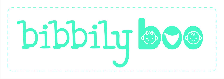 The first bibbilyboo logo design!