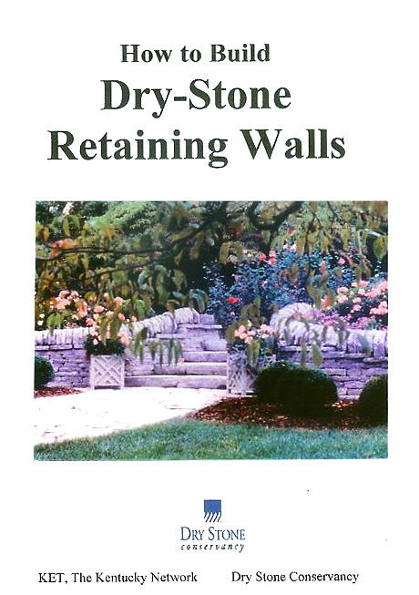 How To Build Drystone Retaining Walls Dry Stone Conservancy