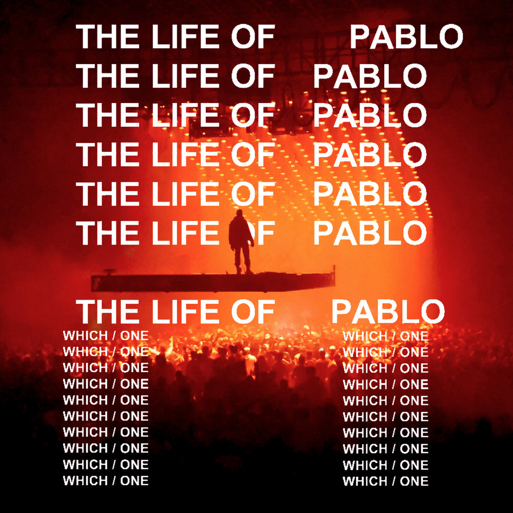 THE LIFE OF PABLO REDUX