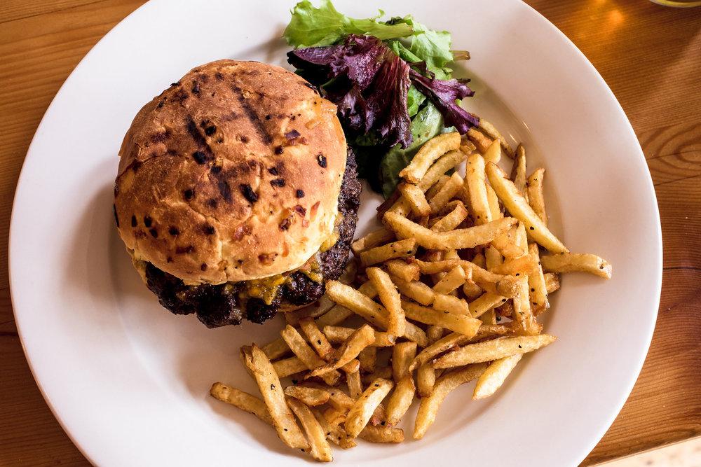 Bath Burger - Photo by James Harden
