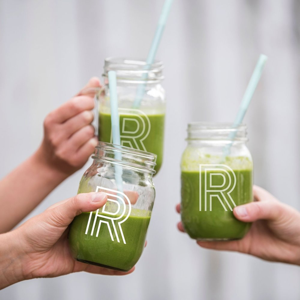 Ride Bar - Replenish before or after class with our blended-to-order, delicious smoothies.
