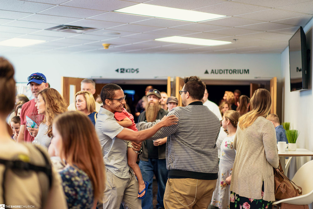 AFTER SERVICE - - Visit Guest Services for information about us and taking next steps.- Meet the pastors and our team. We'd love to meet you at Growth Track!