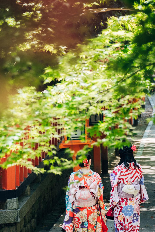 八坂神社 – Yasaka Shrine, Kyoto