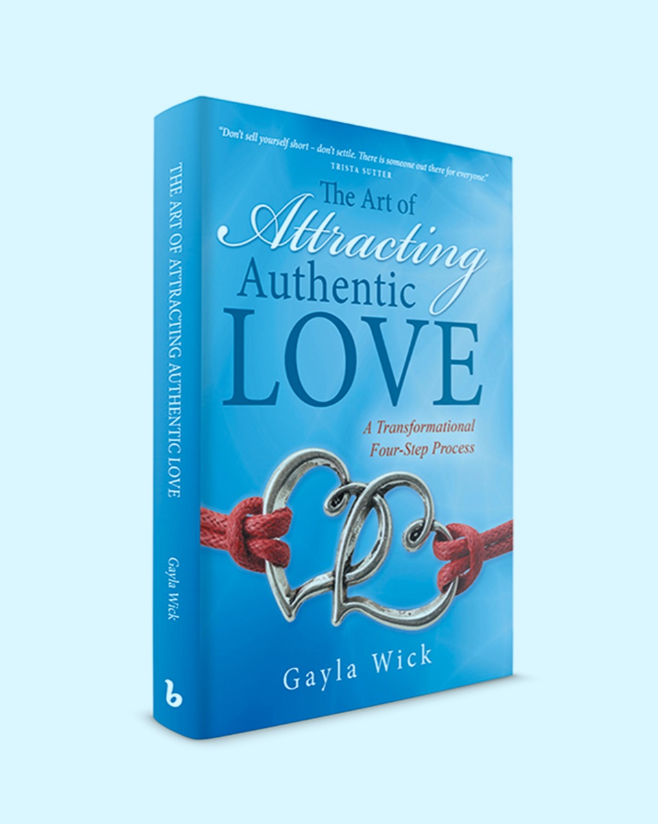 The book - Learn how to attract your authentic love connection today!