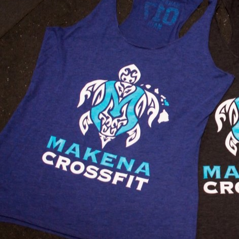 Makena CrossFit Gear