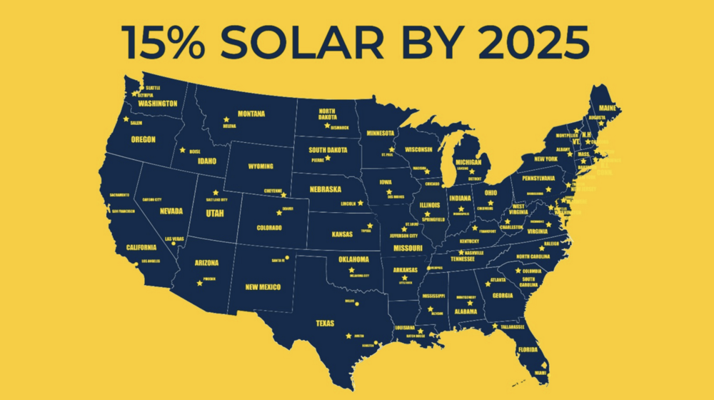 abe issa 15 percent solar by 2025