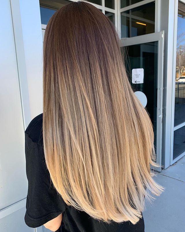 Balayage by @reannbella.xo @xcentrichair #hairgoals😍 #haircolor #hairoftheday #hairtrends #hairideas #longhair #balayage #balayageombre #balayagehair #balayageartists #balayagespecialist #balayagegoals #balayageexpert #balayagehighlights #springhair #spring2019 #blondeme  #modernsalon #uptownwaterloo @lorealpro @brazilianbondbuilder @xcentrichair @xcentrichair @xcentrichair @xcentrichair @xcentrichair @xcentrichair