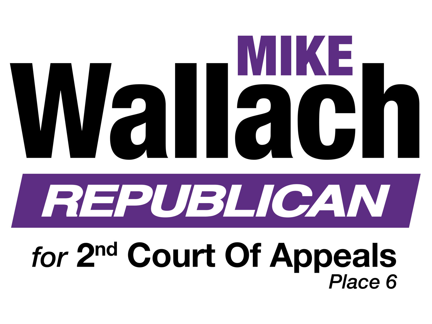 Mike Wallach, Second Court of Appeals