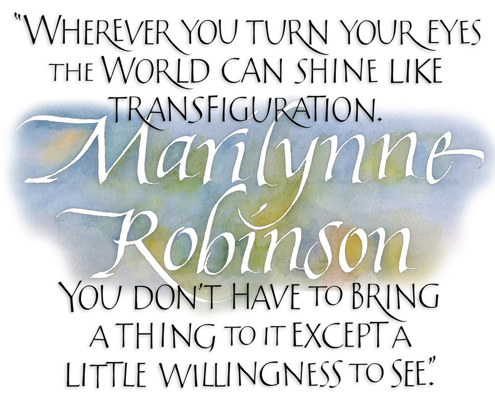Shine like Transfiguration