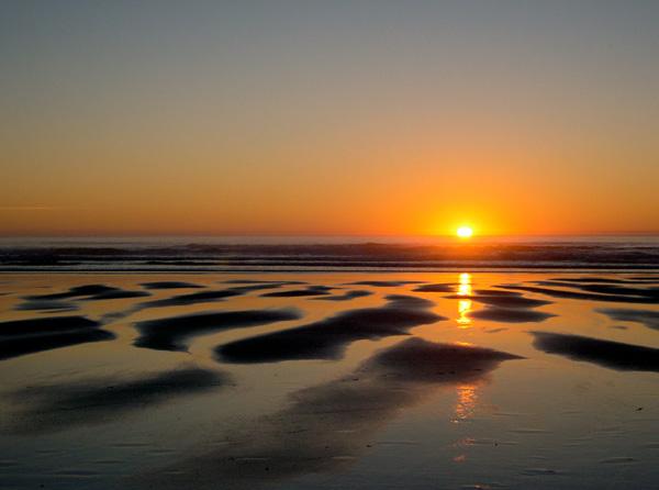 Sunset Pattern