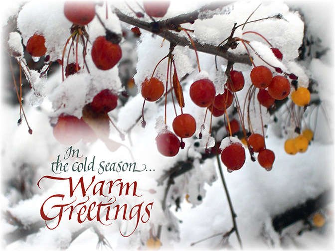 Warm Greetings 2