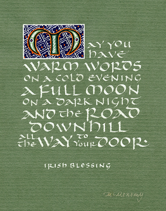 Irish Blessing