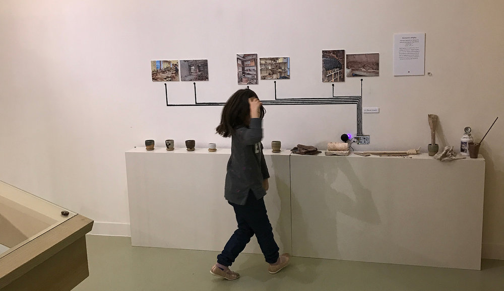 Loucia Manopoulou Curation