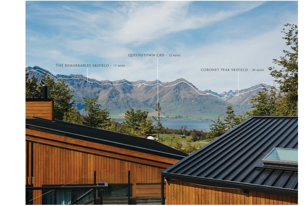 Queenstown Skifields - All within 40 mins proximity