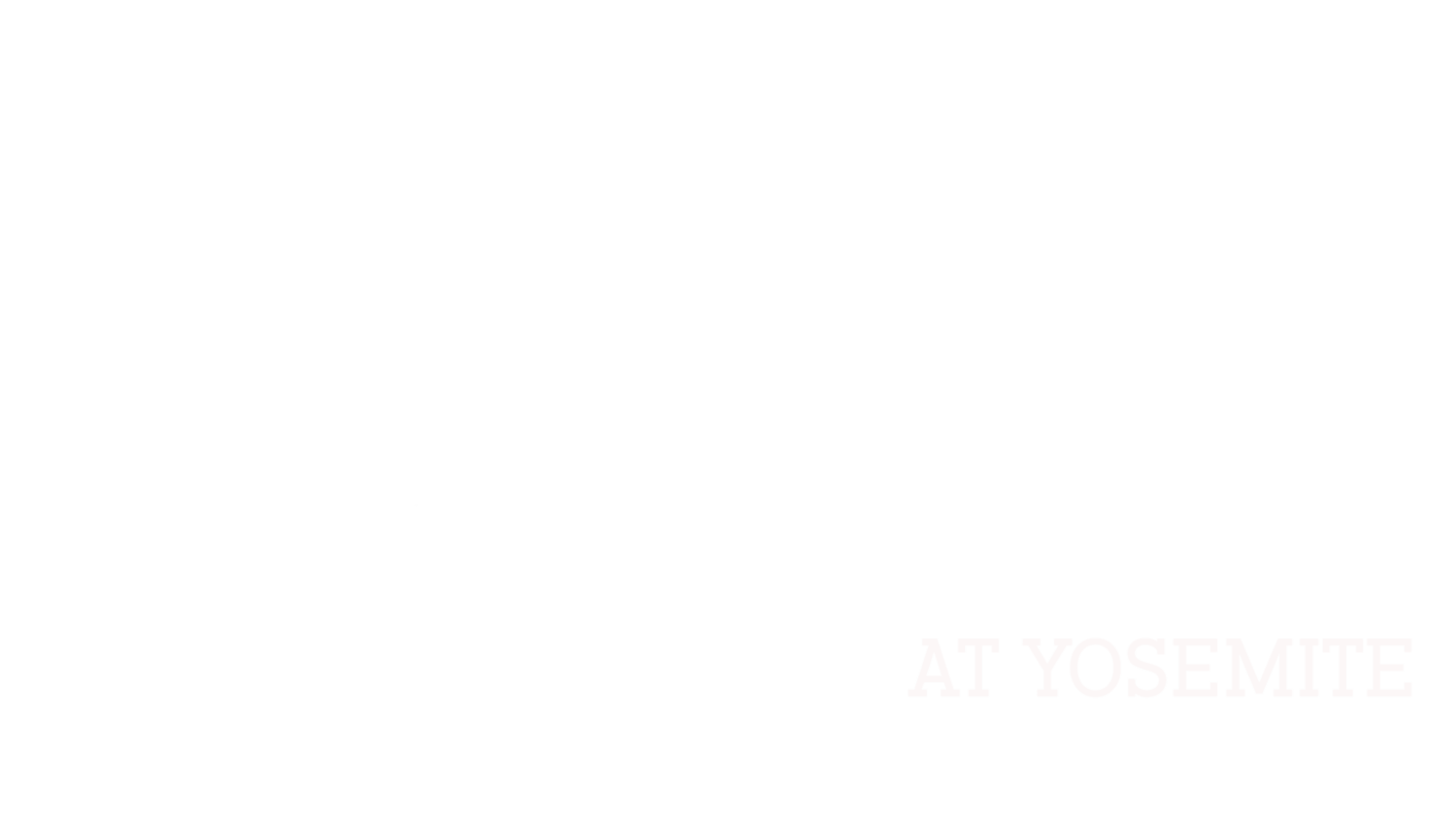 The Bracebridge Dinner at Yosemite