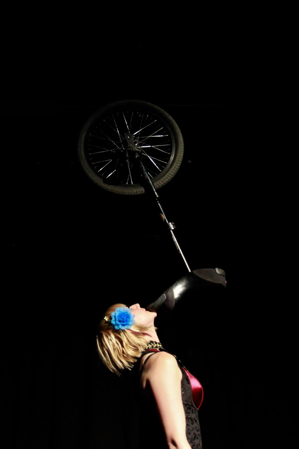 Snatch and her Unicycle.jpg