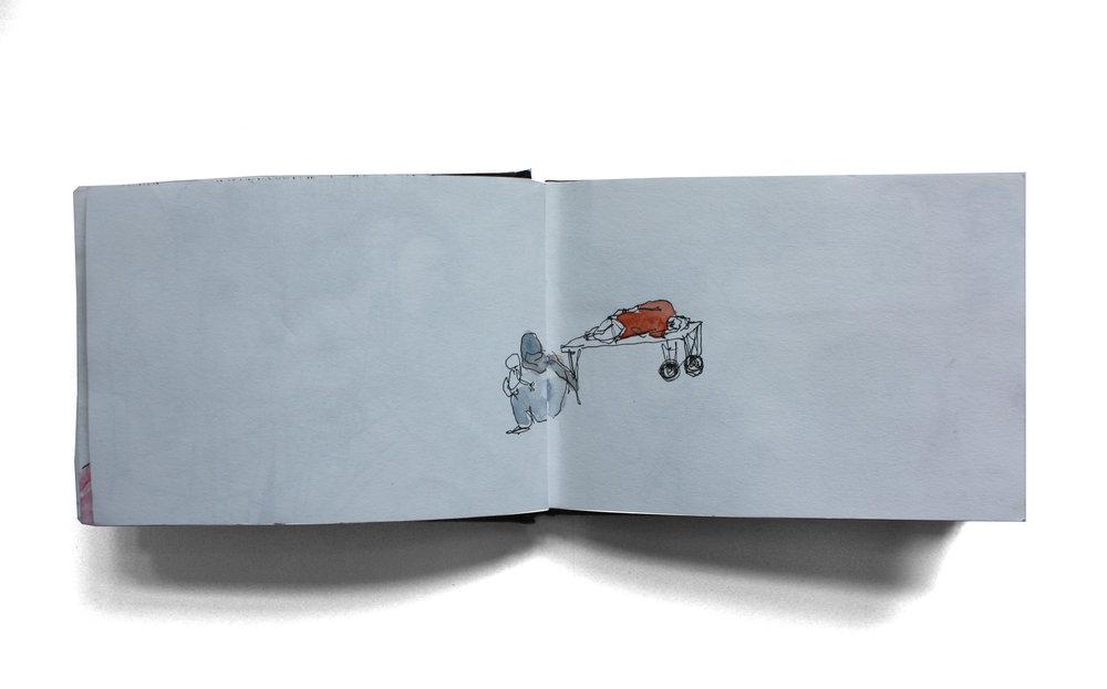 India Sketchbook V