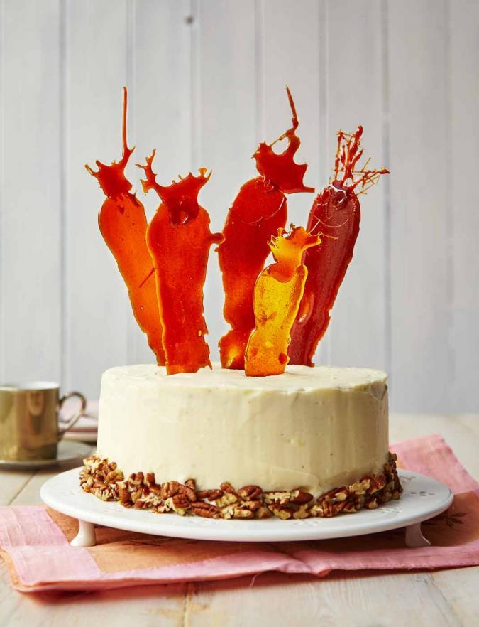 ULTIMATE CARROT CAKE - SAINSBURY'S