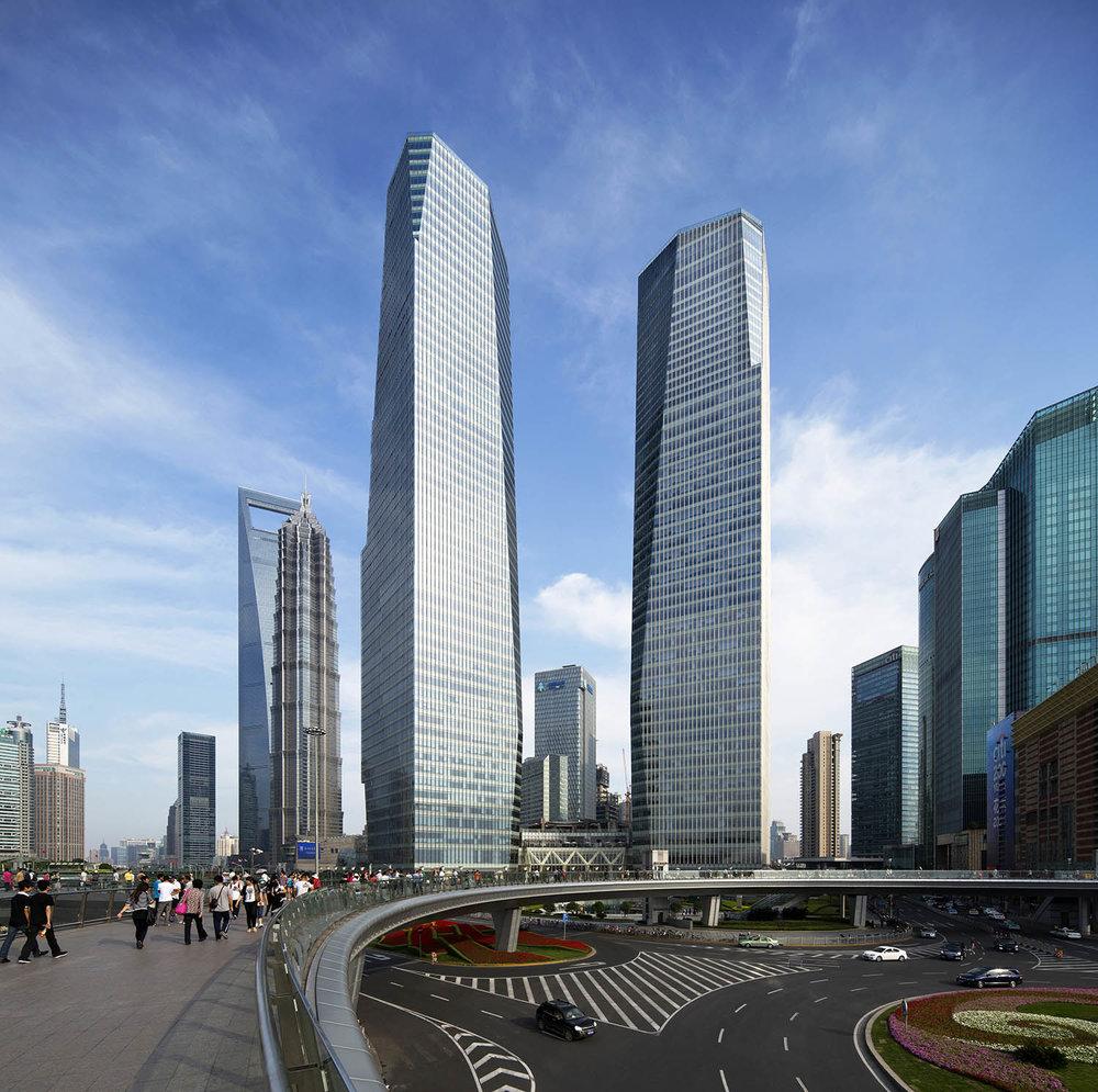 Shanghai IFC