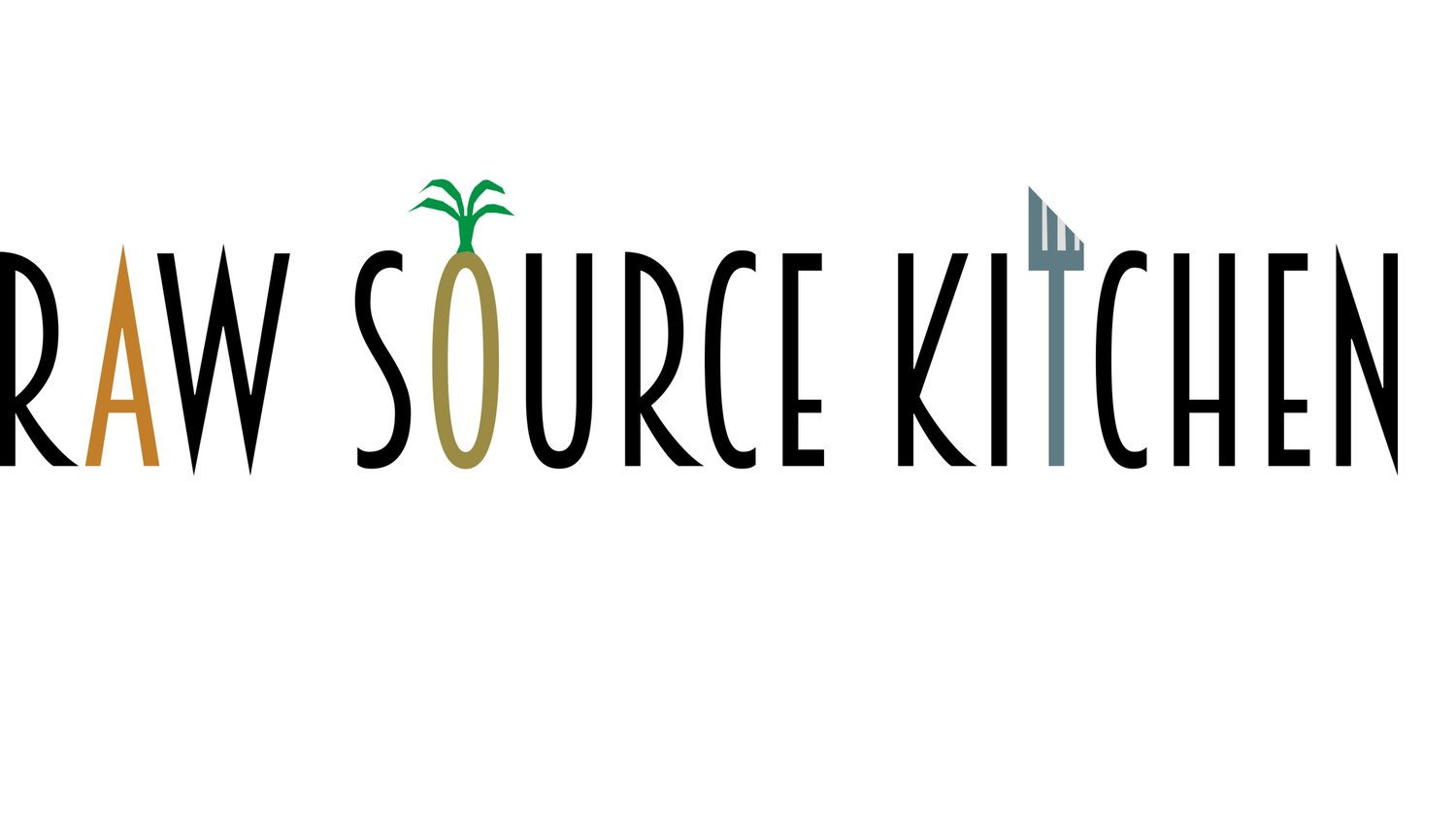 Raw source kitchen