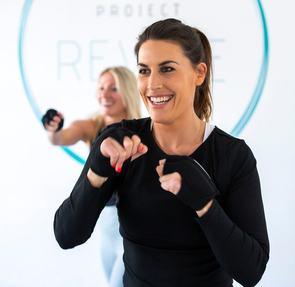 HAYLEY - FOUNDER OF PROJECT REVIVEPILATES | YOGA | BOOTCAMP | MEDITATION