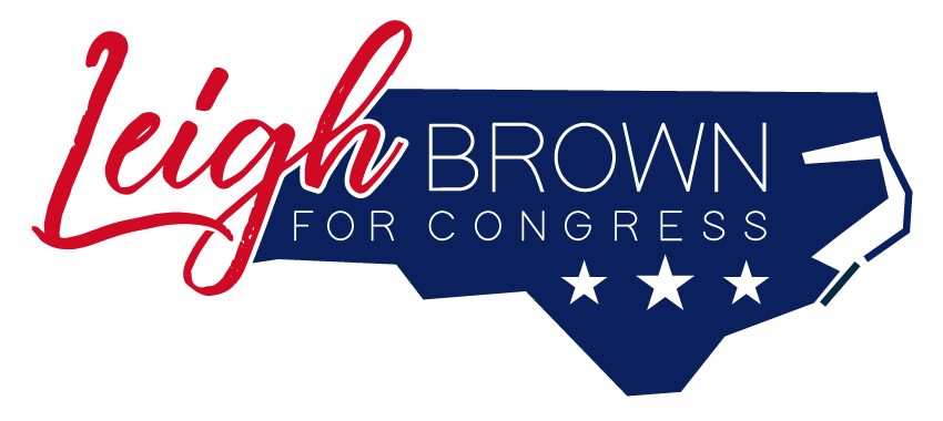 Leigh Brown for Congress