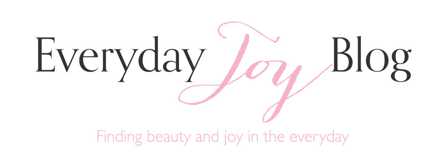 EVERYDAY JOY BLOG