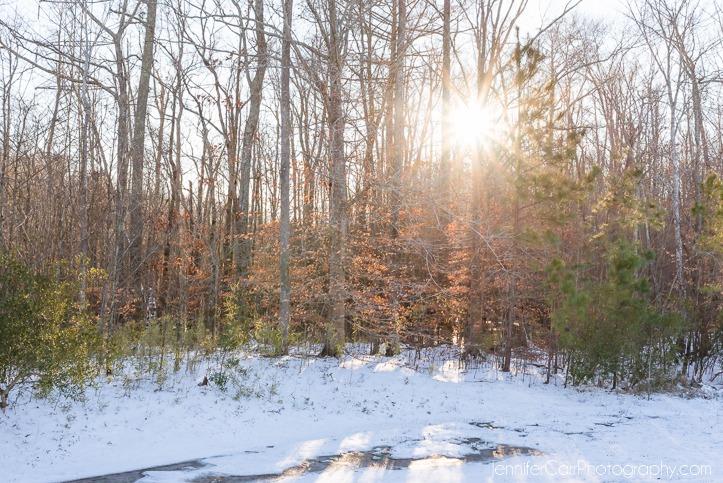 雪摄影,弗吉尼亚海滩摄影师