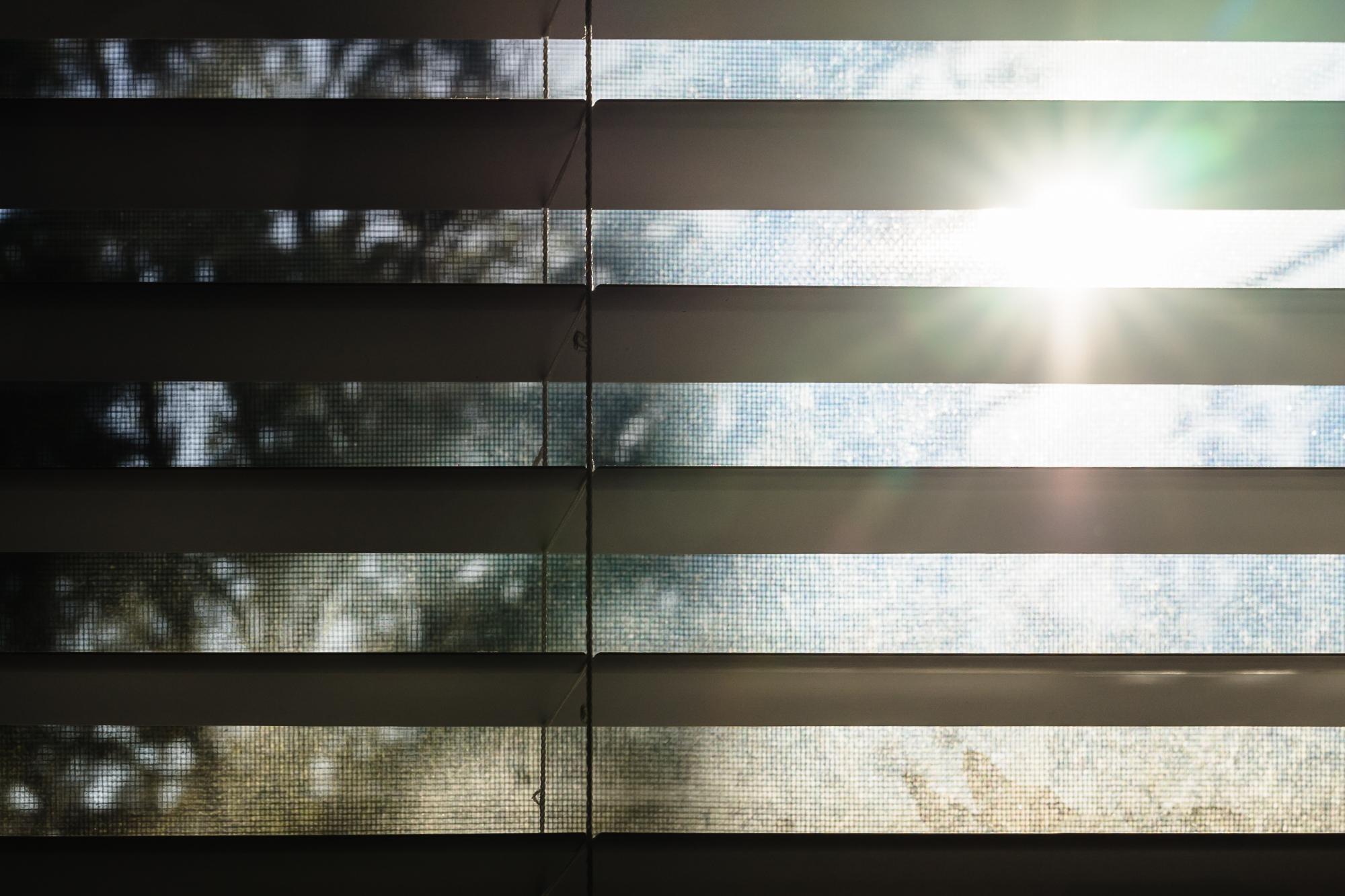 窗口光,森伯斯特,百叶窗,弗吉尼亚海滩摄影