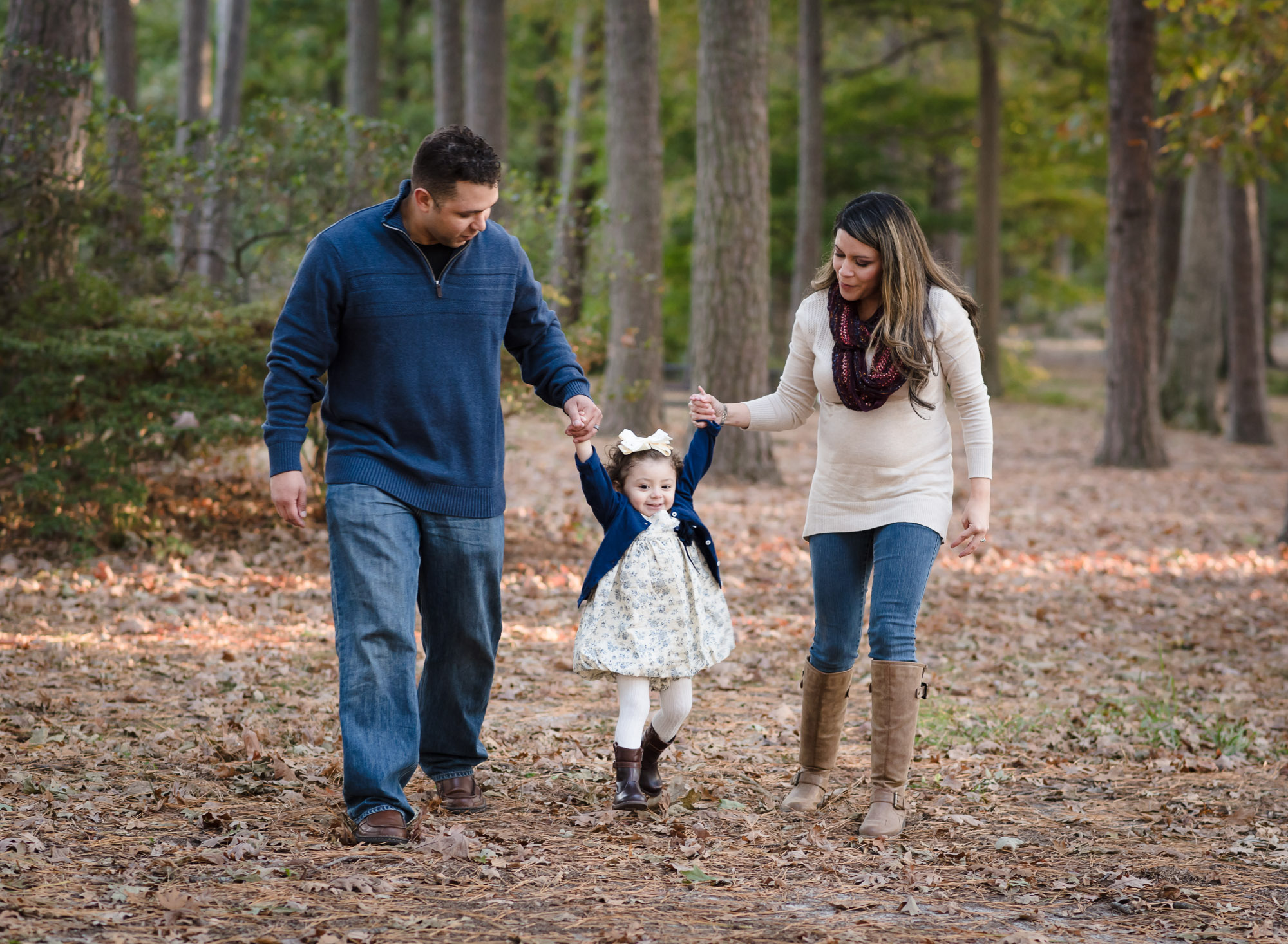 virginia beach family portraits, bayville farms family photographs