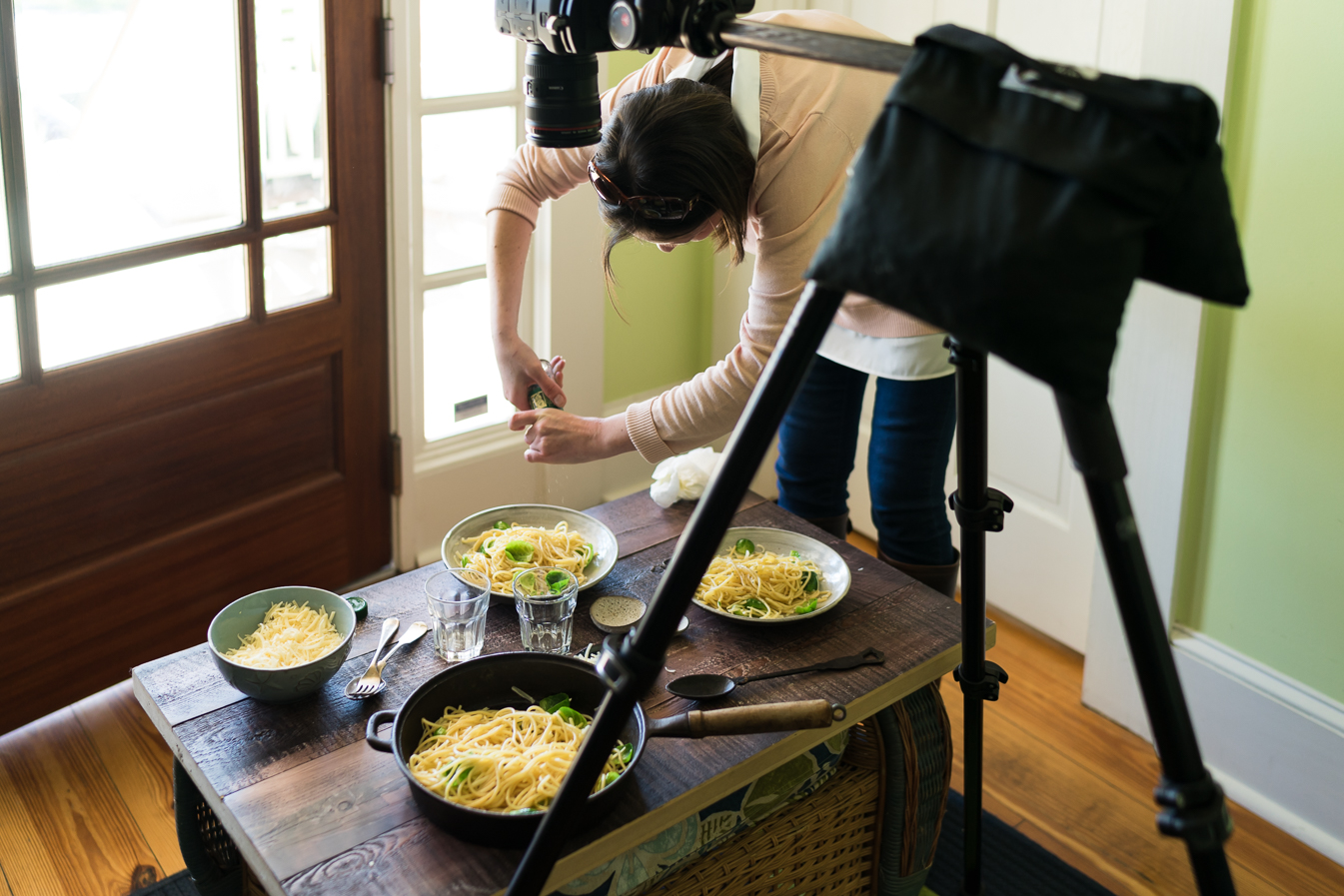 food photography workshop, helene dujardin