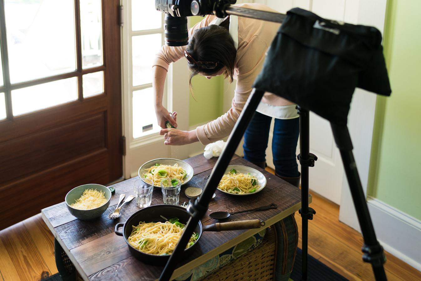 海伦·杜哈丁(Helene Dujardin)美食摄影工作坊