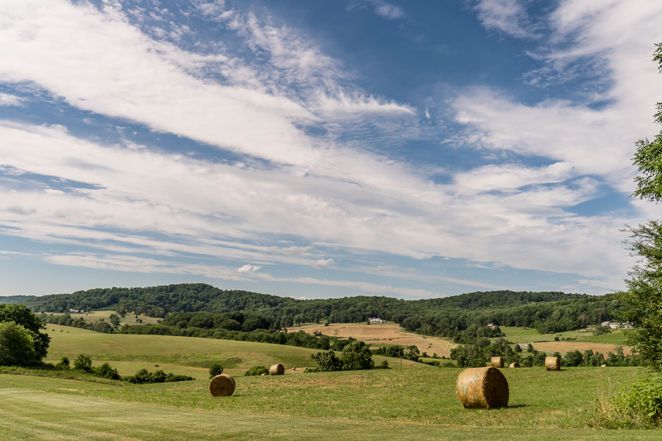 virginia wine country, landscape photography