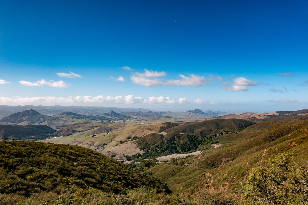 california landscape photography, northern california hills, mountains, hiking photographs