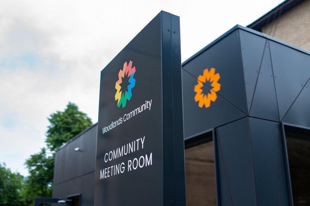 Woodlands Community Meeting Room -