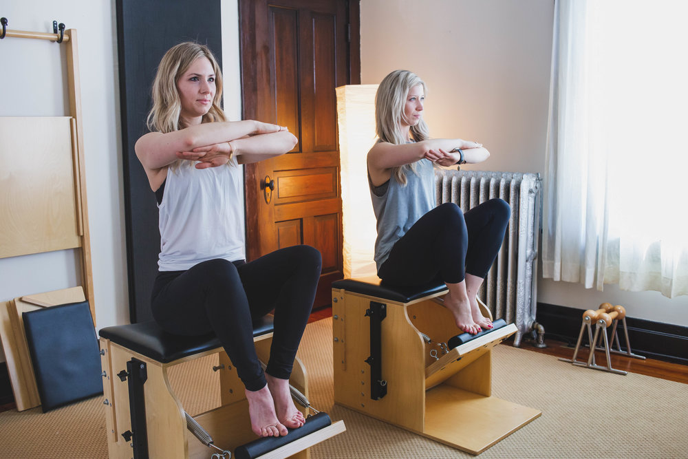 Why choose The Pilates Club? - At The Pilates Club we have a classical, integrative, systematic approach to movement. We utilize the various apparatus designed by Joseph Pilates to aid the client in developing a uniform, balanced body; to correct posture; and to rid the body of compensatory weaknesses that contribute to chronic pain and injuries.