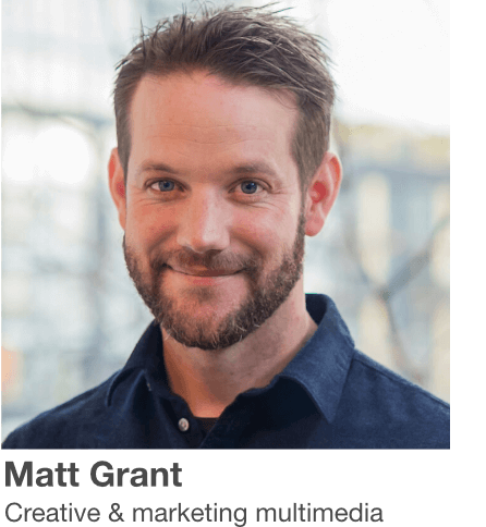 Photo of Matt Grant