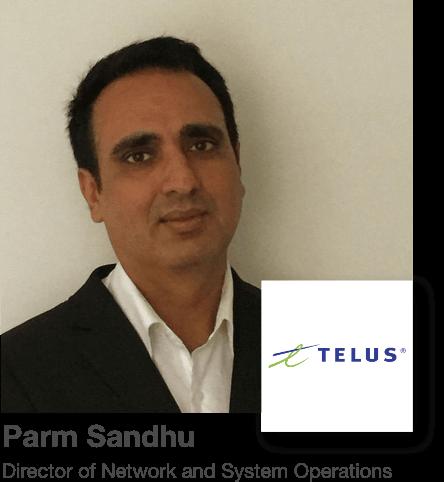 Photo of Parm Sandhu