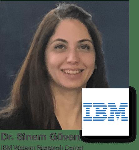 Photo of Dr. Sinem Güven