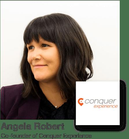 Photo of Angela Robert