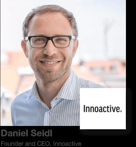 Photo of Daniel Seidl