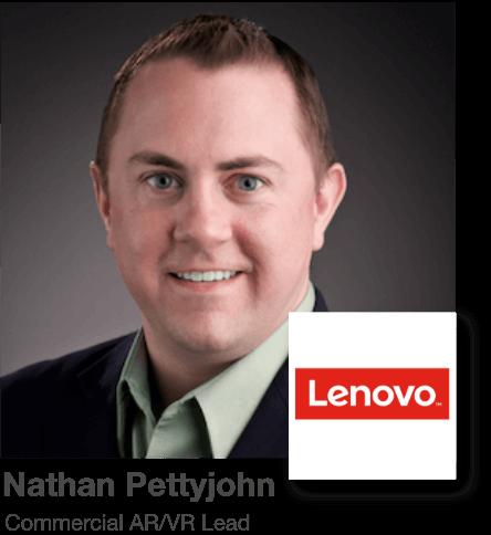 Photo of Nathan Pettyjohn (Lenovo)