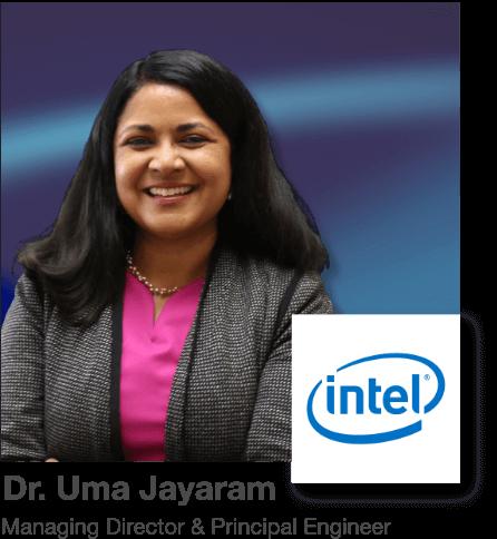 Photo of Dr. Uma Jayaram